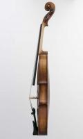 Seitlich 2 Violine R124