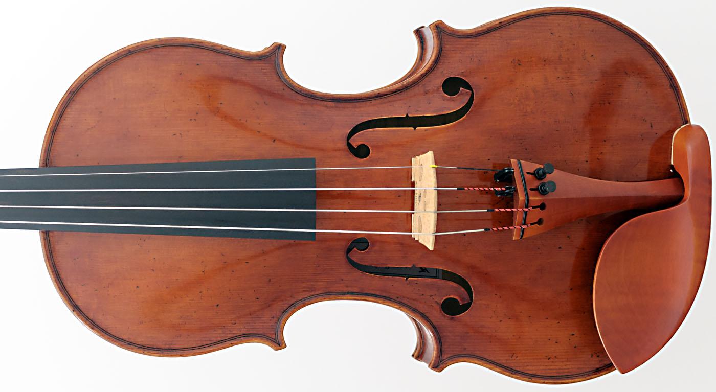 Violine von Anna Karoline Meinel - MeineLGeigen