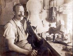 Geigenbauer Carl Oswald Meisel