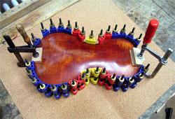 Reparatur Violine MeinelGeigen