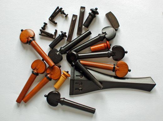 Zubehör Geigenbau