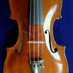 vogtländische Geige um 1750-1830